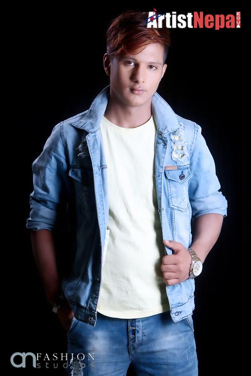 ashis-kafle-nepali-model-artistnepal-com-5 Mr.Ashis  ,Handsome Man of chitwan